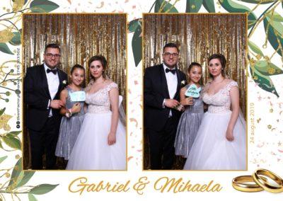 Cabina Foto Showtime - Magic Mirror - Nunta - Gabriel & Mihaela - Crystal Palace Forest Ramnicu Valcea - Event Factory (90)
