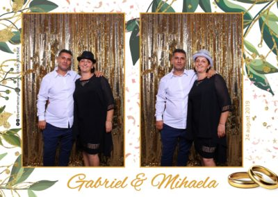 Cabina Foto Showtime - Magic Mirror - Nunta - Gabriel & Mihaela - Crystal Palace Forest Ramnicu Valcea - Event Factory (93)