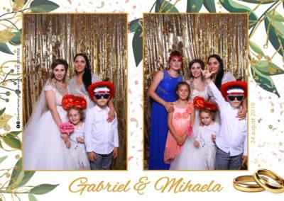 Cabina Foto Showtime - Magic Mirror - Nunta - Gabriel & Mihaela - Crystal Palace Forest Ramnicu Valcea - Event Factory (94)
