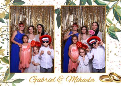 Cabina Foto Showtime - Magic Mirror - Nunta - Gabriel & Mihaela - Crystal Palace Forest Ramnicu Valcea - Event Factory (95)