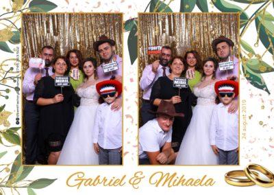 Cabina Foto Showtime - Magic Mirror - Nunta - Gabriel & Mihaela - Crystal Palace Forest Ramnicu Valcea - Event Factory (96)