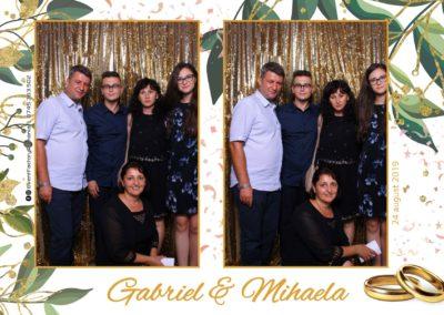 Cabina Foto Showtime - Magic Mirror - Nunta - Gabriel & Mihaela - Crystal Palace Forest Ramnicu Valcea - Event Factory (98)