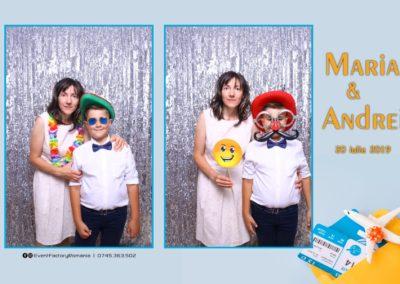 Cabina Foto Showtime - Magic Mirror -Nunta - Maria si Andrei - Restaurant Premier Ballroom Curtea de Arges - Event Factory (10)