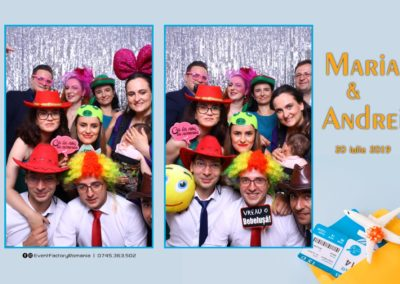 Cabina Foto Showtime - Magic Mirror -Nunta - Maria si Andrei - Restaurant Premier Ballroom Curtea de Arges - Event Factory (100)