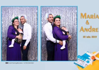 Cabina Foto Showtime - Magic Mirror -Nunta - Maria si Andrei - Restaurant Premier Ballroom Curtea de Arges - Event Factory (101)