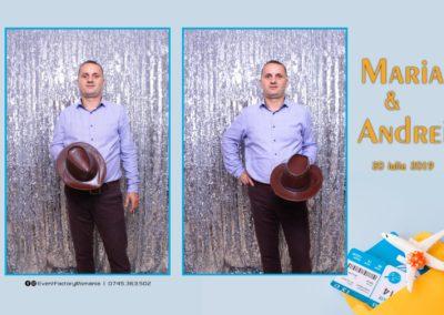 Cabina Foto Showtime - Magic Mirror -Nunta - Maria si Andrei - Restaurant Premier Ballroom Curtea de Arges - Event Factory (105)