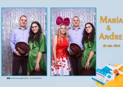 Cabina Foto Showtime - Magic Mirror -Nunta - Maria si Andrei - Restaurant Premier Ballroom Curtea de Arges - Event Factory (106)