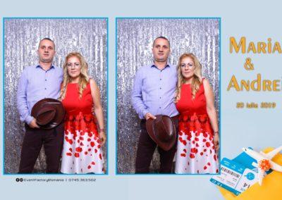 Cabina Foto Showtime - Magic Mirror -Nunta - Maria si Andrei - Restaurant Premier Ballroom Curtea de Arges - Event Factory (107)