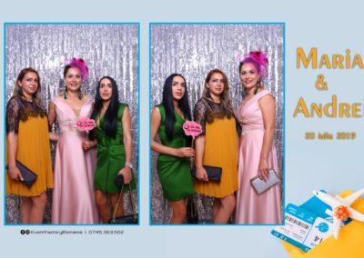 Cabina Foto Showtime - Magic Mirror -Nunta - Maria si Andrei - Restaurant Premier Ballroom Curtea de Arges - Event Factory (108)