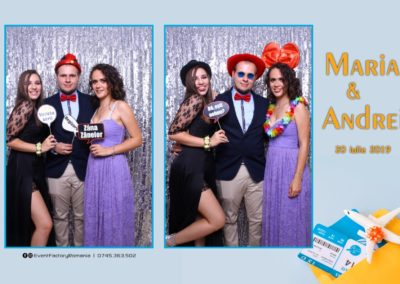 Cabina Foto Showtime - Magic Mirror -Nunta - Maria si Andrei - Restaurant Premier Ballroom Curtea de Arges - Event Factory (11)