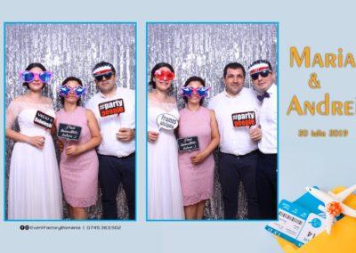 Cabina Foto Showtime - Magic Mirror -Nunta - Maria si Andrei - Restaurant Premier Ballroom Curtea de Arges - Event Factory (111)