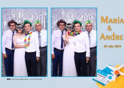 Cabina Foto Showtime - Magic Mirror -Nunta - Maria si Andrei - Restaurant Premier Ballroom Curtea de Arges - Event Factory (114)