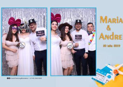 Cabina Foto Showtime - Magic Mirror -Nunta - Maria si Andrei - Restaurant Premier Ballroom Curtea de Arges - Event Factory (115)