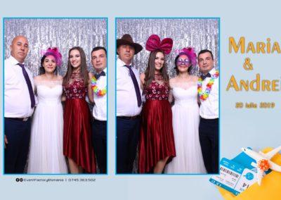 Cabina Foto Showtime - Magic Mirror -Nunta - Maria si Andrei - Restaurant Premier Ballroom Curtea de Arges - Event Factory (116)