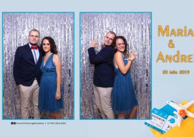 Cabina Foto Showtime - Magic Mirror -Nunta - Maria si Andrei - Restaurant Premier Ballroom Curtea de Arges - Event Factory (120)