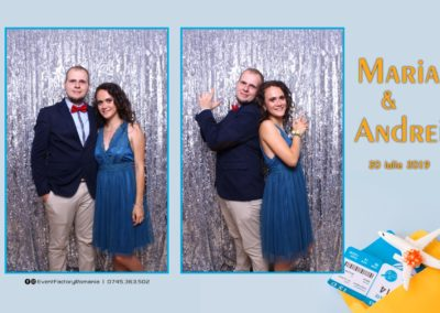 Cabina Foto Showtime - Magic Mirror -Nunta - Maria si Andrei - Restaurant Premier Ballroom Curtea de Arges - Event Factory (121)