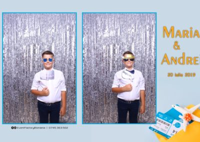 Cabina Foto Showtime - Magic Mirror -Nunta - Maria si Andrei - Restaurant Premier Ballroom Curtea de Arges - Event Factory (13)