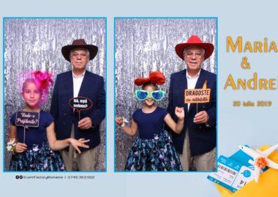 Cabina Foto Showtime - Magic Mirror -Nunta - Maria si Andrei - Restaurant Premier Ballroom Curtea de Arges - Event Factory (16)