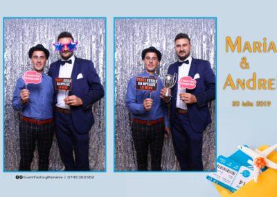 Cabina Foto Showtime - Magic Mirror -Nunta - Maria si Andrei - Restaurant Premier Ballroom Curtea de Arges - Event Factory (17)