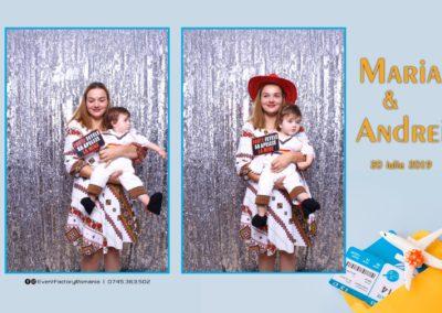 Cabina Foto Showtime - Magic Mirror -Nunta - Maria si Andrei - Restaurant Premier Ballroom Curtea de Arges - Event Factory (19)