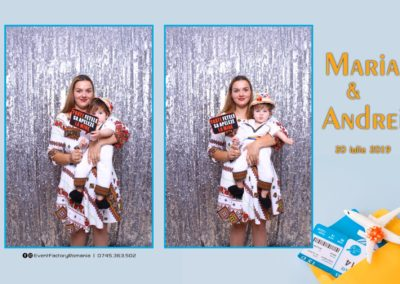 Cabina Foto Showtime - Magic Mirror -Nunta - Maria si Andrei - Restaurant Premier Ballroom Curtea de Arges - Event Factory (20)