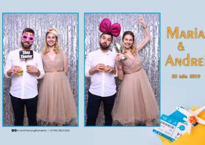 Cabina Foto Showtime - Magic Mirror -Nunta - Maria si Andrei - Restaurant Premier Ballroom Curtea de Arges - Event Factory (22)