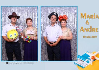 Cabina Foto Showtime - Magic Mirror -Nunta - Maria si Andrei - Restaurant Premier Ballroom Curtea de Arges - Event Factory (25)