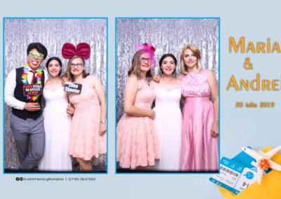 Cabina Foto Showtime - Magic Mirror -Nunta - Maria si Andrei - Restaurant Premier Ballroom Curtea de Arges - Event Factory (3)