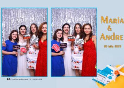 Cabina Foto Showtime - Magic Mirror -Nunta - Maria si Andrei - Restaurant Premier Ballroom Curtea de Arges - Event Factory (35)