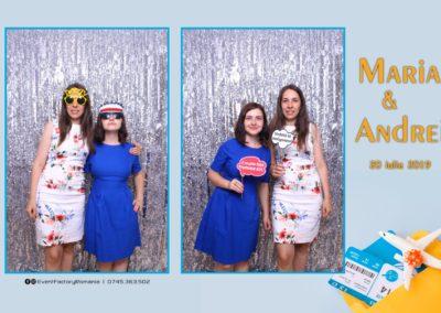 Cabina Foto Showtime - Magic Mirror -Nunta - Maria si Andrei - Restaurant Premier Ballroom Curtea de Arges - Event Factory (39)