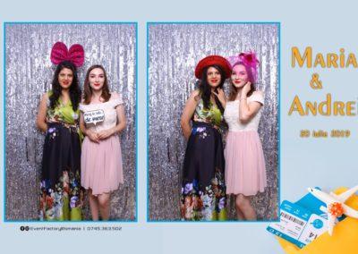 Cabina Foto Showtime - Magic Mirror -Nunta - Maria si Andrei - Restaurant Premier Ballroom Curtea de Arges - Event Factory (4)