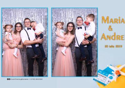 Cabina Foto Showtime - Magic Mirror -Nunta - Maria si Andrei - Restaurant Premier Ballroom Curtea de Arges - Event Factory (40)