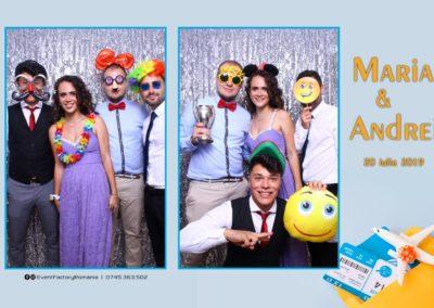 Cabina Foto Showtime - Magic Mirror -Nunta - Maria si Andrei - Restaurant Premier Ballroom Curtea de Arges - Event Factory (42)