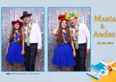 Cabina Foto Showtime - Magic Mirror -Nunta - Maria si Andrei - Restaurant Premier Ballroom Curtea de Arges - Event Factory (43)