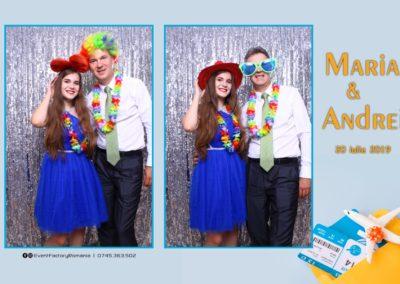 Cabina Foto Showtime - Magic Mirror -Nunta - Maria si Andrei - Restaurant Premier Ballroom Curtea de Arges - Event Factory (44)