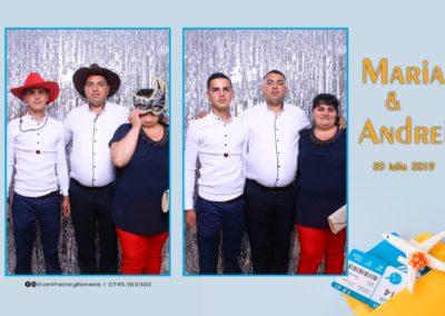 Cabina Foto Showtime - Magic Mirror -Nunta - Maria si Andrei - Restaurant Premier Ballroom Curtea de Arges - Event Factory (45)