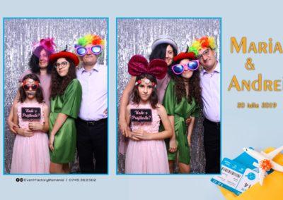 Cabina Foto Showtime - Magic Mirror -Nunta - Maria si Andrei - Restaurant Premier Ballroom Curtea de Arges - Event Factory (49)
