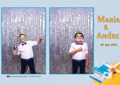 Cabina Foto Showtime - Magic Mirror -Nunta - Maria si Andrei - Restaurant Premier Ballroom Curtea de Arges - Event Factory (5)