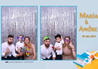Cabina Foto Showtime - Magic Mirror -Nunta - Maria si Andrei - Restaurant Premier Ballroom Curtea de Arges - Event Factory (53)