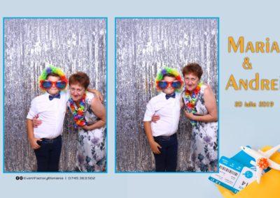 Cabina Foto Showtime - Magic Mirror -Nunta - Maria si Andrei - Restaurant Premier Ballroom Curtea de Arges - Event Factory (54)
