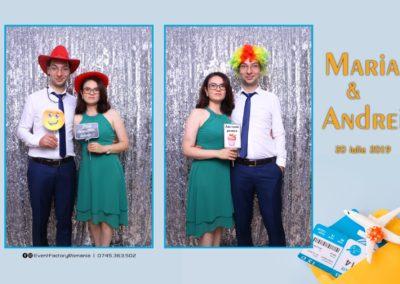 Cabina Foto Showtime - Magic Mirror -Nunta - Maria si Andrei - Restaurant Premier Ballroom Curtea de Arges - Event Factory (57)