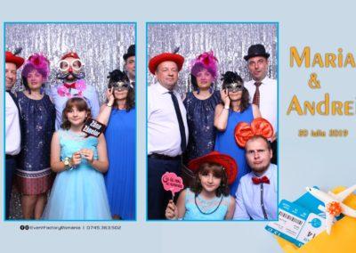 Cabina Foto Showtime - Magic Mirror -Nunta - Maria si Andrei - Restaurant Premier Ballroom Curtea de Arges - Event Factory (58)