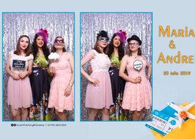 Cabina Foto Showtime - Magic Mirror -Nunta - Maria si Andrei - Restaurant Premier Ballroom Curtea de Arges - Event Factory (6)