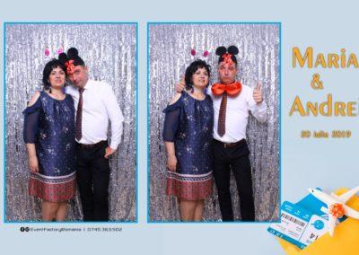 Cabina Foto Showtime - Magic Mirror -Nunta - Maria si Andrei - Restaurant Premier Ballroom Curtea de Arges - Event Factory (60)