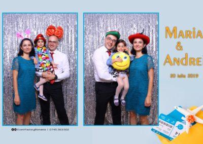 Cabina Foto Showtime - Magic Mirror -Nunta - Maria si Andrei - Restaurant Premier Ballroom Curtea de Arges - Event Factory (62)