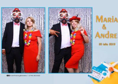 Cabina Foto Showtime - Magic Mirror -Nunta - Maria si Andrei - Restaurant Premier Ballroom Curtea de Arges - Event Factory (63)