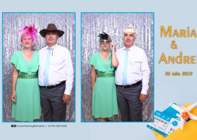 Cabina Foto Showtime - Magic Mirror -Nunta - Maria si Andrei - Restaurant Premier Ballroom Curtea de Arges - Event Factory (64)