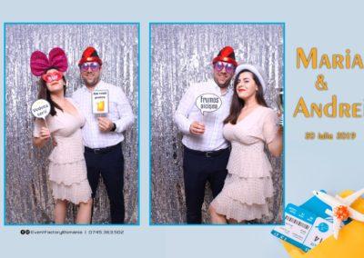 Cabina Foto Showtime - Magic Mirror -Nunta - Maria si Andrei - Restaurant Premier Ballroom Curtea de Arges - Event Factory (65)