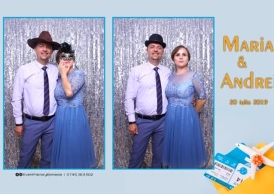 Cabina Foto Showtime - Magic Mirror -Nunta - Maria si Andrei - Restaurant Premier Ballroom Curtea de Arges - Event Factory (66)