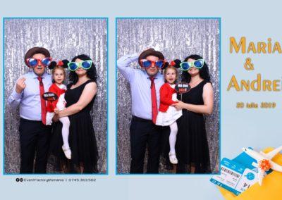Cabina Foto Showtime - Magic Mirror -Nunta - Maria si Andrei - Restaurant Premier Ballroom Curtea de Arges - Event Factory (68)